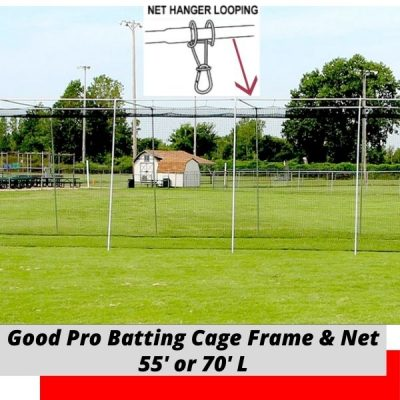 Good Complete Baseball Cages